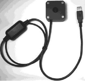 带RS232和USB接口的OEM探测器