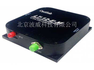 12GHz低驱动电压光波发射机(Optilab)