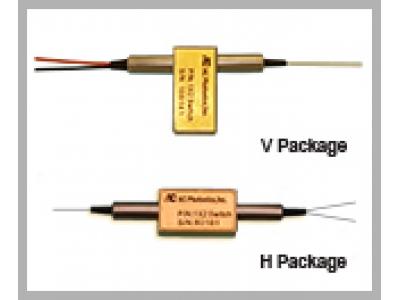 1x2机械式光开关(锁定或非锁定)