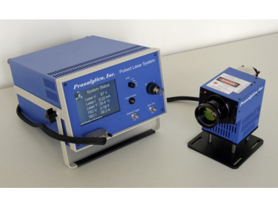 High Power Pulsed Laser System Model