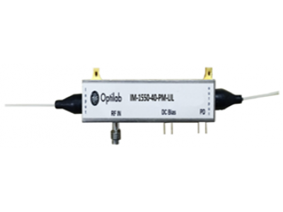 1550nm40GHz高消光比模拟强度调制器