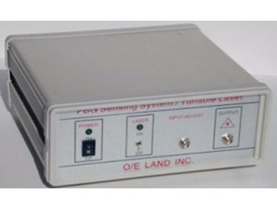 FBG光纤传感解调系统