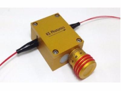 抛光光纤定向耦合比可调耦合器
