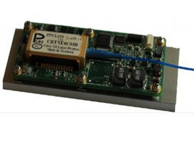 1550nm低噪声可调谐激光器PPCL300